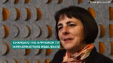 Tracy Hatton interviewed on water sector resilience