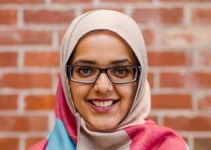 Congratulations to Rabia Ijaz
